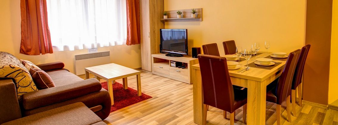 Apartament SMALL FAMILY [3+2]