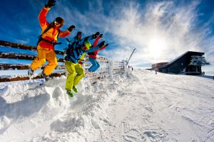 Photo Spring skiing with a 3-day ski pass (weekend)